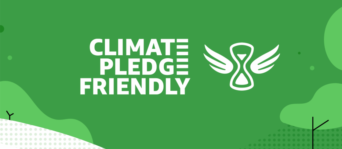 CarbonNeutral® products signposted on amazon.com as part of Climate Pledge Friendly programme