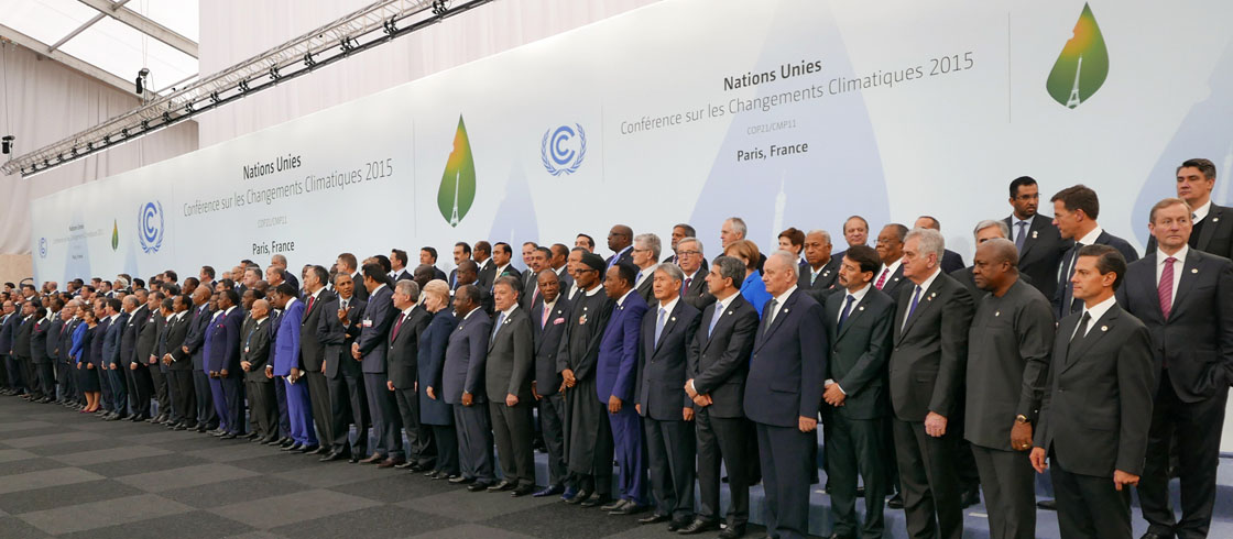New climate moves for Paris: Pivot, Ratchet and Party