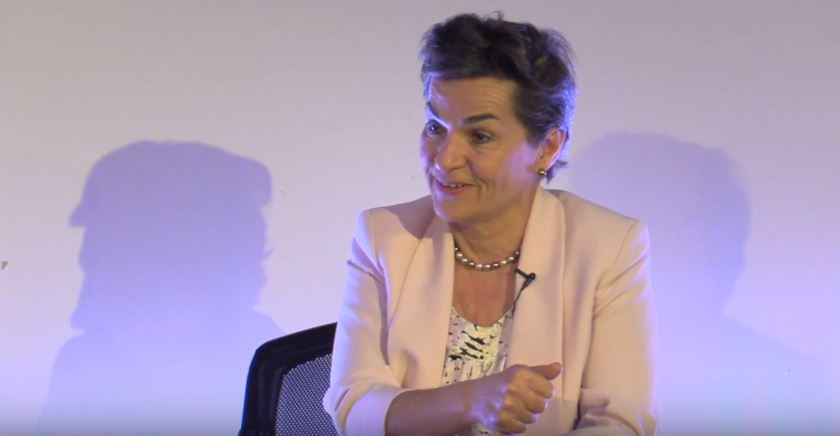 Climate Action & the Opportunity for Business: A Night with Christiana Figueres