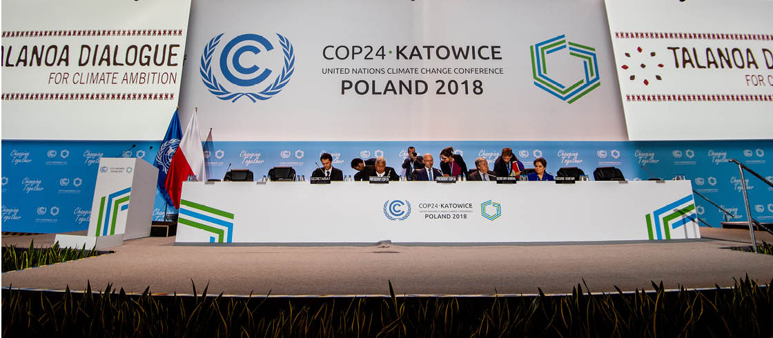 An Update From COP24 In Katowice