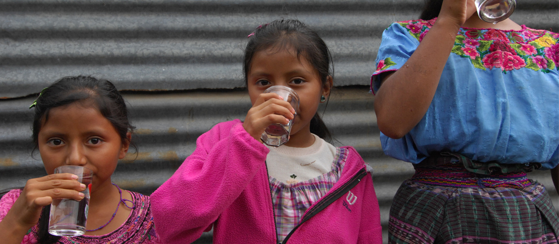 Water Filters Help Families in Rural Guatemala Cut Climate Pollution