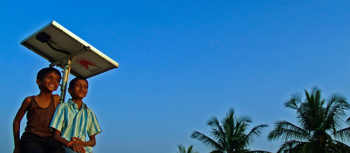 Harnessing the Power of the Indian Sun